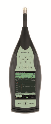 1-Channel Sound Level Meter Type 2250-S-C