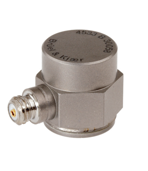 CCLD Accelerometer with TEDS Type 4533-B