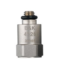 High Temperature DeltaTron® Accelerometer - Types 4526