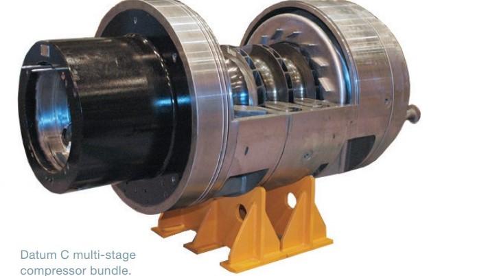 Integral Electric Motor Driven Compressor