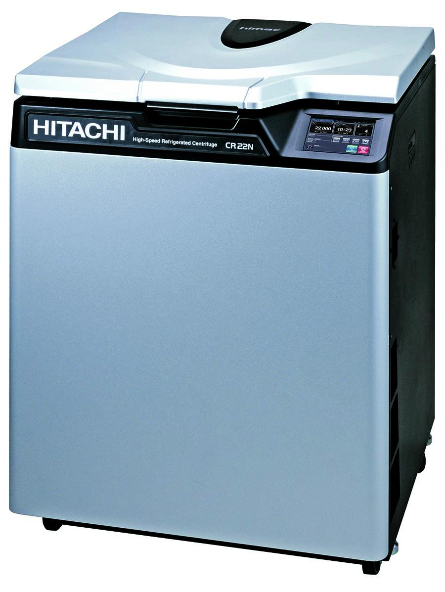 High-Speed Refrigerated Centrifuge model CR22N