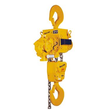 Hercu-Link Air and Electric Chain Hoist