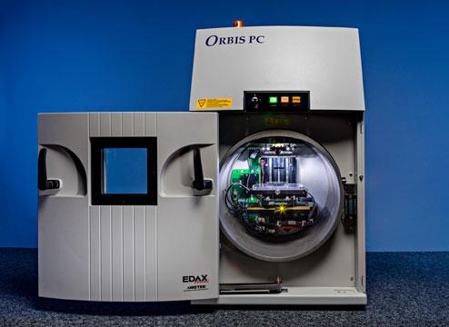 Micro X-Ray Fluorescence (Micro-XRF) model Orbis Micro-XRF