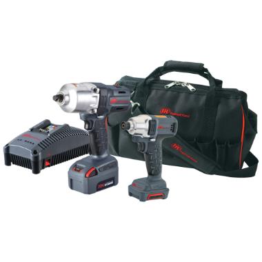 20v High-Torque Impactool™ and 12V Impact Driver Combo Kit IQV1220-2012