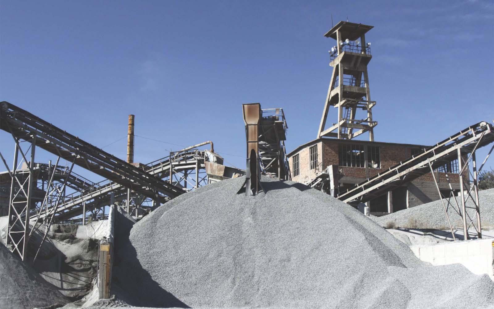 Cement Quarry