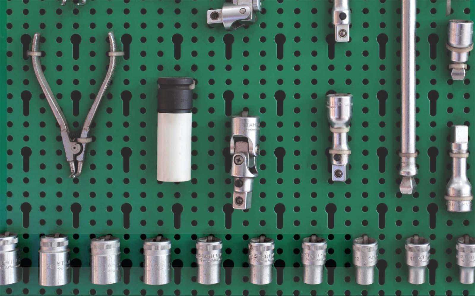 Tool & Materials Handling
