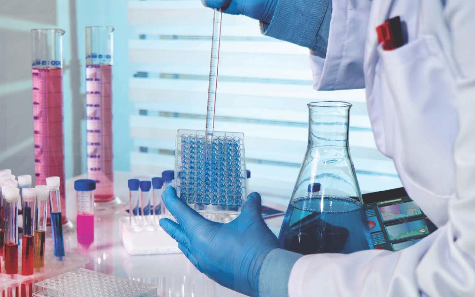Stem Cell & IVF  Laboratory