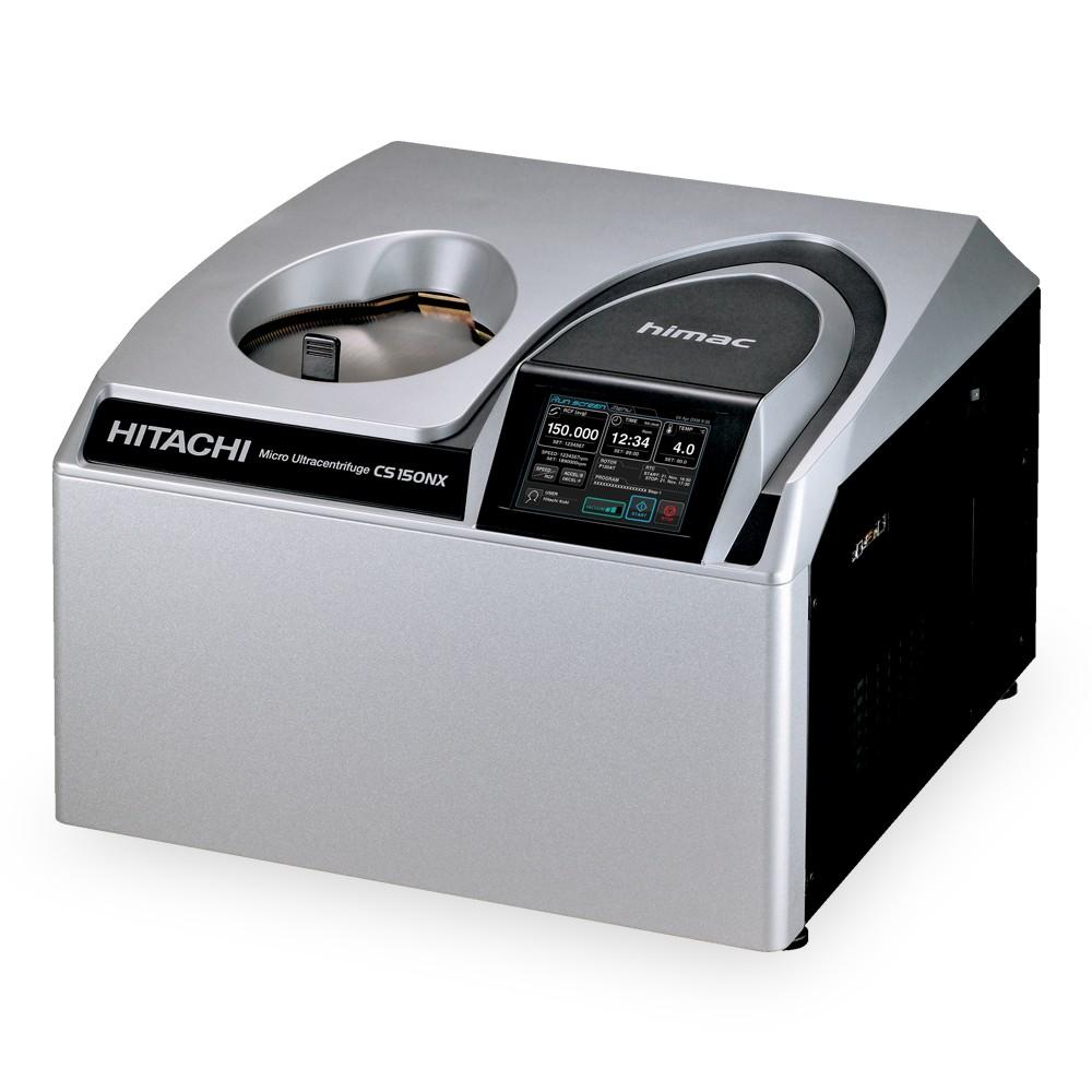 Tabletop Micro Ultracentrifuge model CS150NX