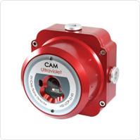 CCTV+UV Flame Detector