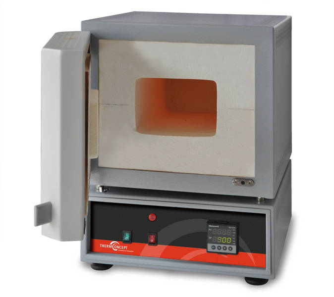 Compact Muffle Furnace model KLS 03/10