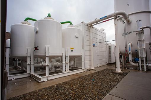 PRISM Oxygen VSA Generators
