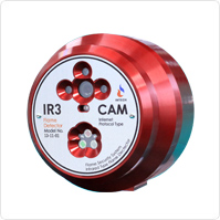 CCTV+IR3 Flame Detector